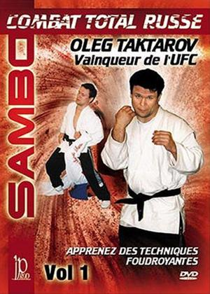 Rent Sambo: Absolute Russian Fighting: Vol.1 Online DVD Rental