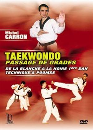 Rent Taekwondo: Belt Advancement Online DVD Rental