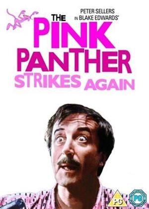 The Pink Panther: The Pink Panther Strikes Again Online DVD Rental