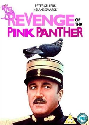 The Pink Panther: Revenge of the Pink Panther Online DVD Rental