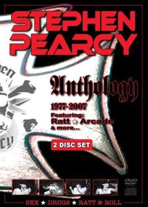 Stephen Pearcy: Anthology 1977-2007 Online DVD Rental