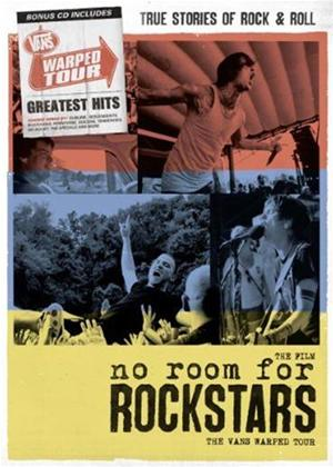 Vans Warped Tour: No Room for Rockstars Online DVD Rental