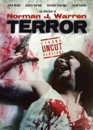 Terror Online DVD Rental