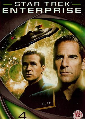 Star Trek: Enterprise: Series 4 Online DVD Rental