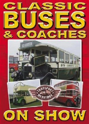 Rent Classic Buses and Coaches on Show Online DVD Rental