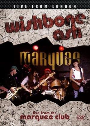 Wishbone Ash: Marquee: Live from London Online DVD Rental