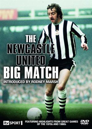 Newcastle United: Big Match Online DVD Rental