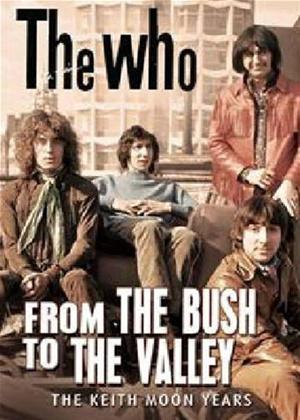 Rent The Who: From the Bush to the Valley: The Keith Moon Years Online DVD Rental