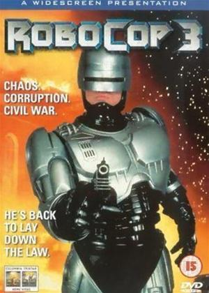 Rent Robocop 3 Online DVD Rental