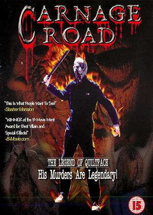 Rent Carnage Road Online DVD Rental