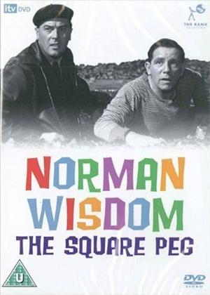 Rent Norman Wisdom: The Square Peg Online DVD Rental