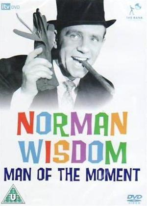 Rent Norman Wisdom: Man of the Moment Online DVD Rental