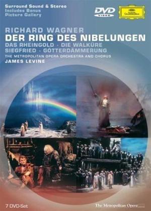 Wagner: Des Ring Des Nibelungen: Metropolitan Opera Online DVD Rental