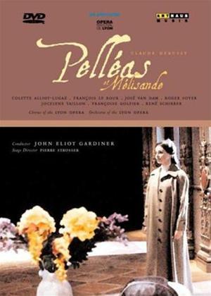 Debussy: Pelleas Et Melisande: Lyon Opera Online DVD Rental