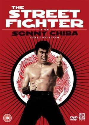 The Street Fighter Online DVD Rental