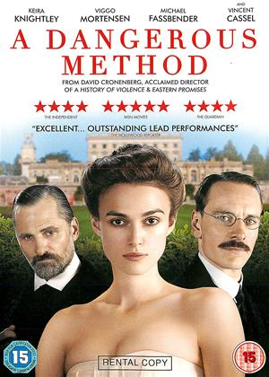 Rent A Dangerous Method Online DVD Rental