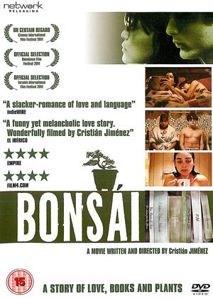 Rent Bonsái Online DVD Rental