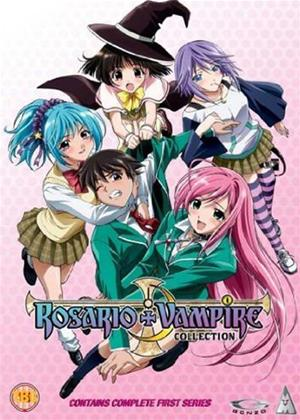 Rent Rosario and Vampire Collection Online DVD Rental
