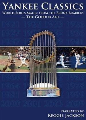 Rent Yankee Classics: World Series Magic from the Bronx Bombers Online DVD Rental