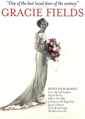 Gracie Fields Collection Online DVD Rental