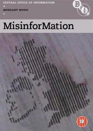 Mordant Music: MisinforMation Online DVD Rental