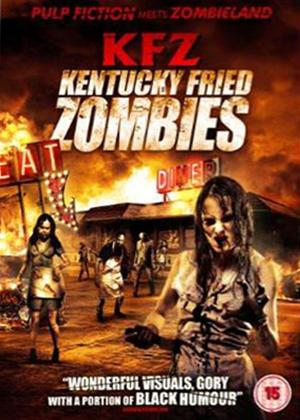 Rent Popcorn Chicken and Kentucy Fried Zombie Online DVD Rental
