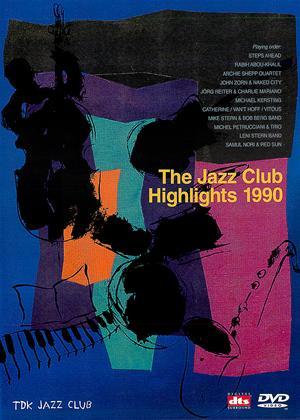 Rent The Jazz Club Highlights 1990 Online DVD Rental