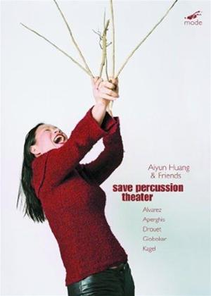 Aiyun Huang and Friends: Save Percussion Theater Online DVD Rental