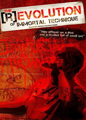 Immortal Technique: The (R)evolution of Immortal Technique Online DVD Rental