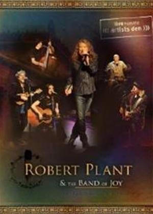 Rent Robert Plant and the Band of Joy: Live from the Artist's Den Online DVD Rental