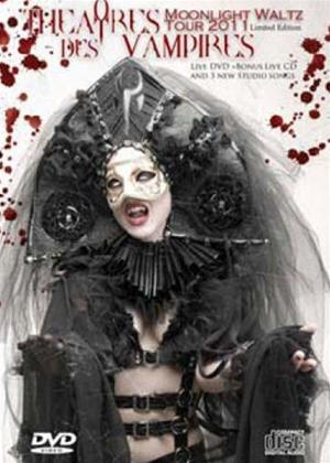 Rent Theatres Des Vampires: Moonlight Waltz Tour 2011 Online DVD Rental