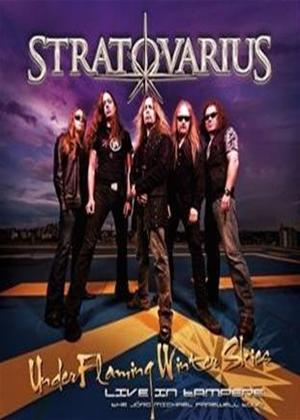 Stratovarius: Under Flaming Skies: Live in Tampere Online DVD Rental