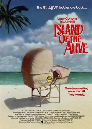 It's Alive 3: Island of the Alive Online DVD Rental