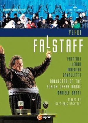 Rent Falstaff: Zurich Opera House (Gatti) Online DVD Rental