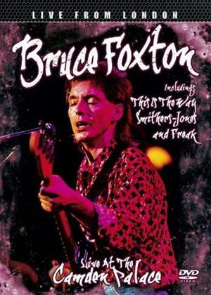 Rent Bruce Foxton: Live from London Online DVD Rental