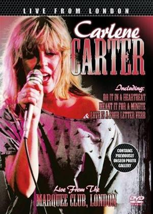 Rent Carlene Carter: Live from London Online DVD Rental