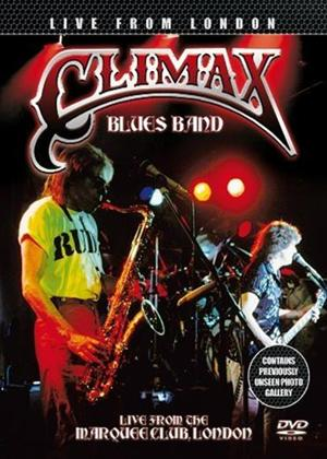 Climax Blues Band: Live from London Online DVD Rental