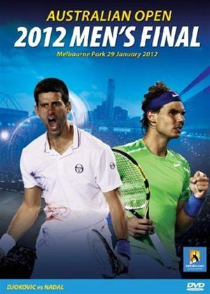 The Australian Open 2012: Men's Final: Novak Djokovic Vs... Online DVD Rental