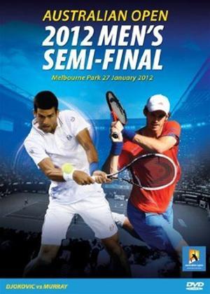 The Australian Open 2012: Men's Semi-final: Novak Djokovic Vs... Online DVD Rental