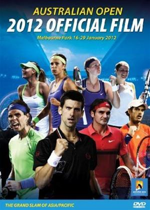 The Australian Open 2012: Official Film Online DVD Rental