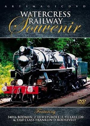 Rent Watercress Railway Souvenir Online DVD Rental