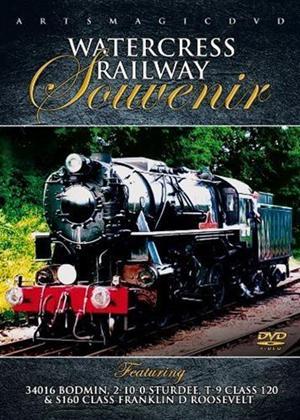 Watercress Railway Souvenir Online DVD Rental