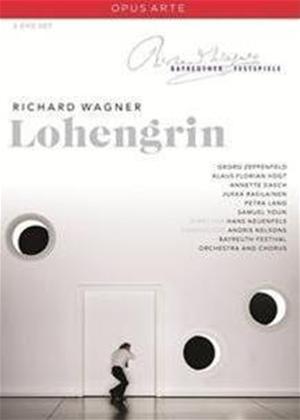 Rent Lohengrin: Bayreuther Festpiele (Nelsons) Online DVD Rental