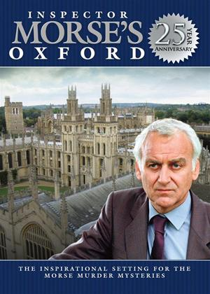 Rent Inspector Morse's Oxford Online DVD Rental