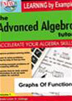 Rent The Advanced Algebra Tutor: Graphs of Functions Online DVD Rental