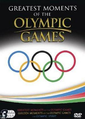 Greatest Moments of the Olympics: Collection Online DVD Rental