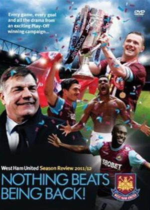 Rent West Ham United: End of Season Review 2011/2012: Nothing... Online DVD Rental