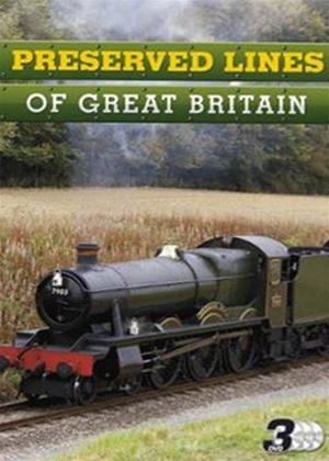 Preserved Lines of Great Britain Online DVD Rental