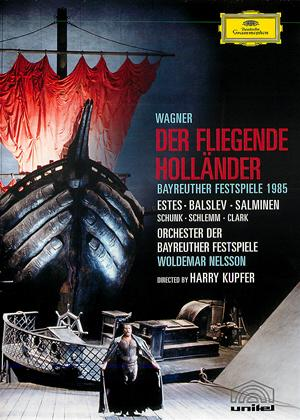 Wagner: The Flying Dutchman: Bayreuth Festival Orchestra Online DVD Rental