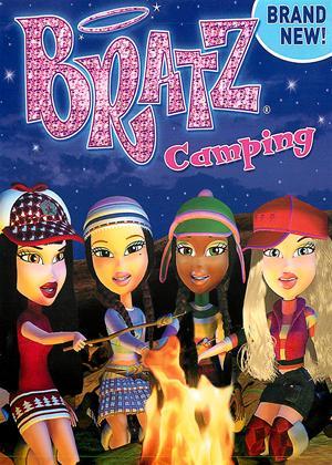 Bratz Camping Online DVD Rental